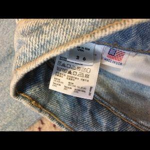 American Apparel Jeans - American Apparel Mom Jeans
